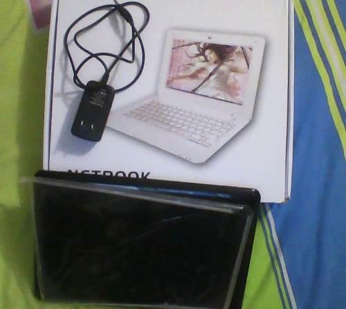 Vendo Mini Laptop Nueva Sin Uso Por Motivo De Viaje