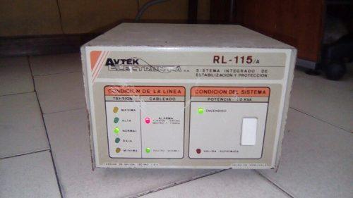 Vendo Regulador De Voltaje Para Computadora