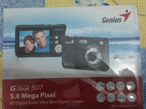 Camara Digital Genius G-shot $