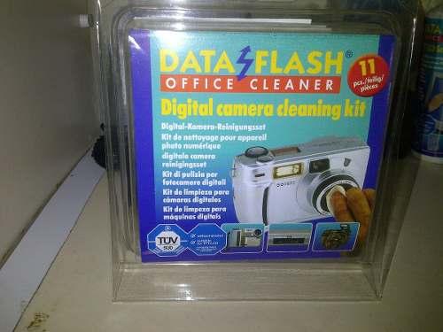 Kit De Limpieza Para Camaras Digitales
