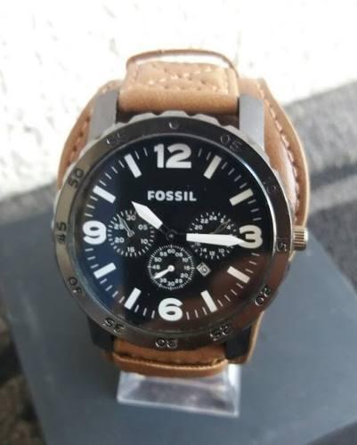 Reloj Fossil Correa De Cuero Modelos Nuevos