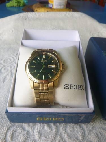 Reloj Seiko Para Hombre Original