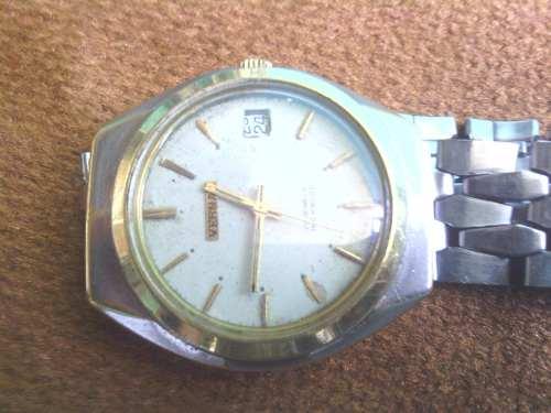 Reloj Vernal De Cuerda Una Joya Operativo