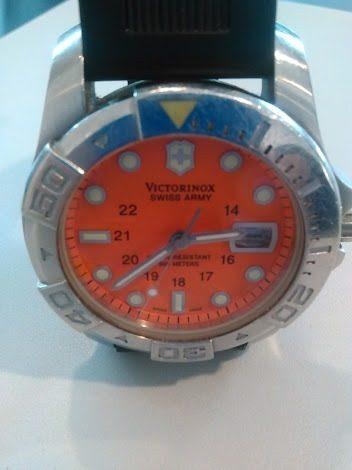 Reloj Victorinox/ Swiss Army Para Hombre  Dive Master
