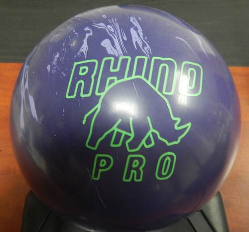 Bola De Bowling Brunswick Rhino Pro 12lbs Purple
