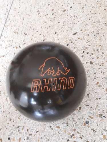 Bola De Bowling Brunswick-rhino De Poliuretano
