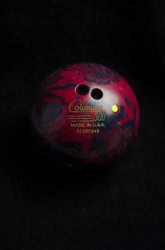 Bola De Bowling Columbia 16 Lb Con Bolso