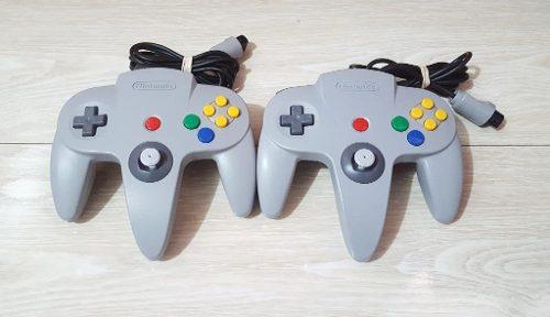Controles Nintendo 64 Originales