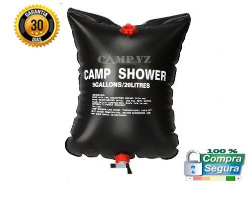 Ducha De Camping / Regadera