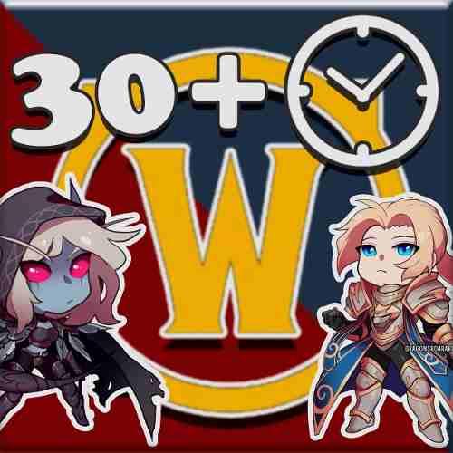 Ficha Token Wow - Diablo 3 - Overwatch - Battle For Azeroth