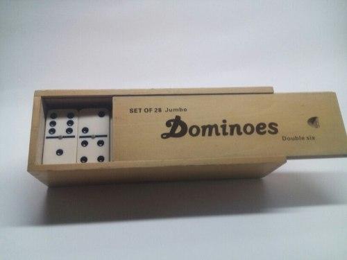 Juego De Domino Jumbo 28 Piezas.