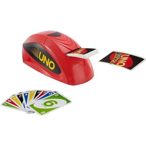 Juego De Mesa Uno Attack Game