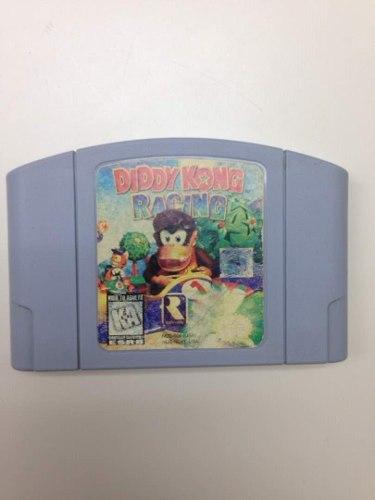 Juego Diddy Kong Racing Nintendo 64