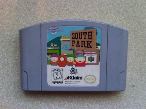 Juego Para Nintendo 64 South Park 100 % Original