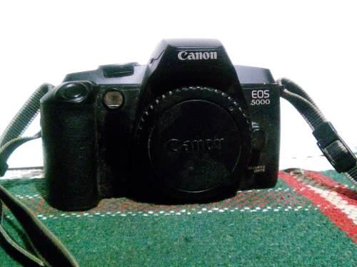 Negociable Camara Reflex Canon Eos  **solo Cuerpo**