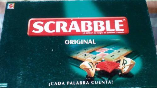 Scrabble Juego De Mesa