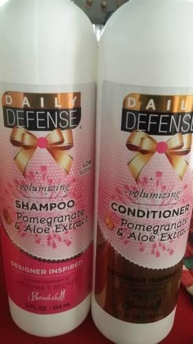 Shampoo Daily Defense