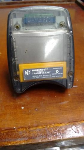 Transfer Pack N64 Y Game Boy