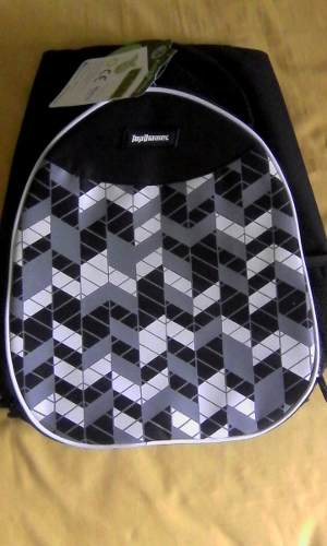 Bolso Morral Top Drawer Color Negro