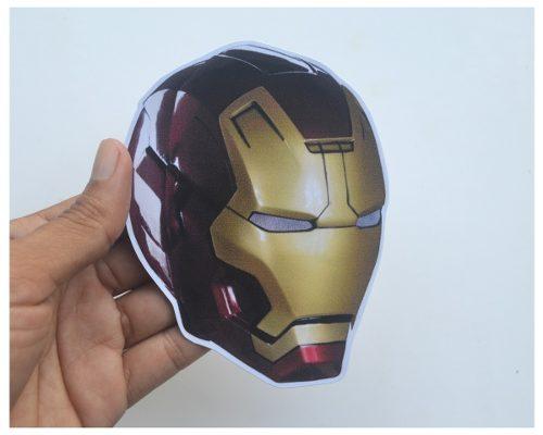 Calcomanias De Iron Man. Stickers. Shield. Hidra. Marvel.