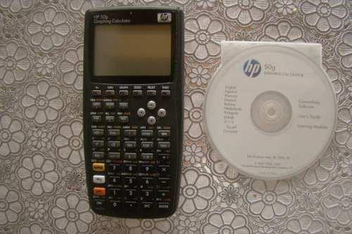 Calculadora Graficadora Hp 50g Como Nueva
