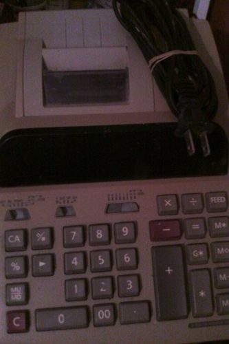 Casio Sumadora Calculadora De Escritorio Para Revisar