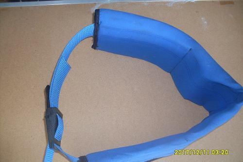 Cinturon Con Compartimientos Para Lastre De Buceo