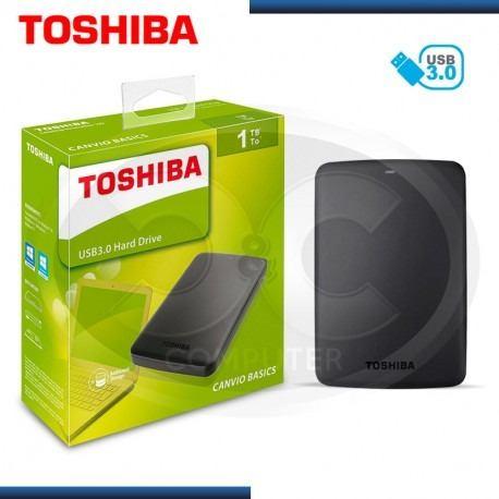 Disco Duro Externo 1tb Toshiba Usb 3.0