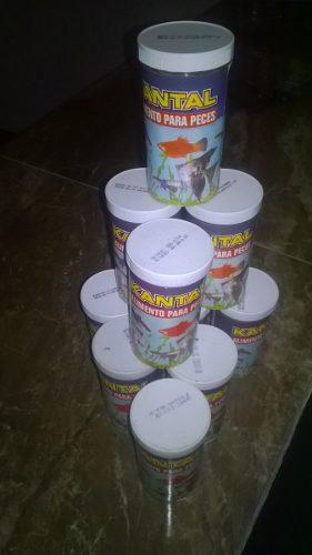 Kantal Alimento Para Peces 50g