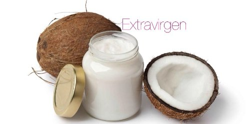 Aceite De Coco Extravirgen 500ml Raw Coconut Oil