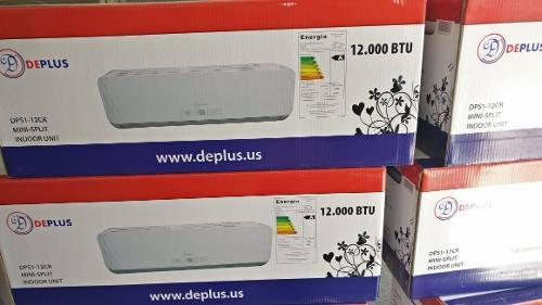 Aire Acondicionado Split btu 220v Deplus