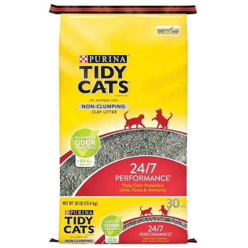 Arena Gatos Purina Tidy Cats 30 Lbs 13,6 Kgs
