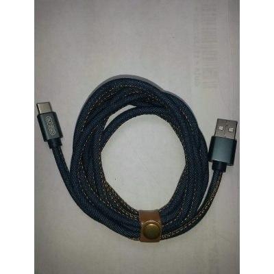 Cable Usb 3.1 Tipo C Nexus 5x Lg G5 P9 2 Metros Reforzada*