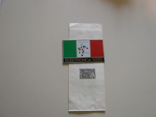 De Coleccion... Placa Metalica Mundial Italia 90
