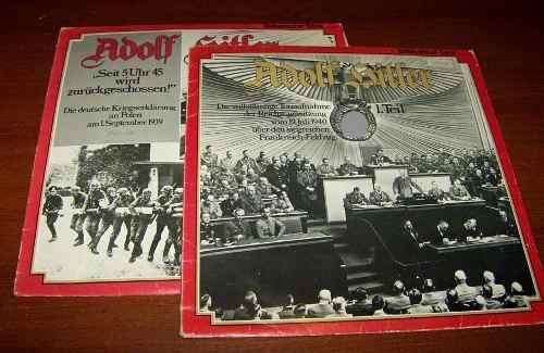 Discos Vintage  Alemania 2da Guerra Mundial 2 Lp
