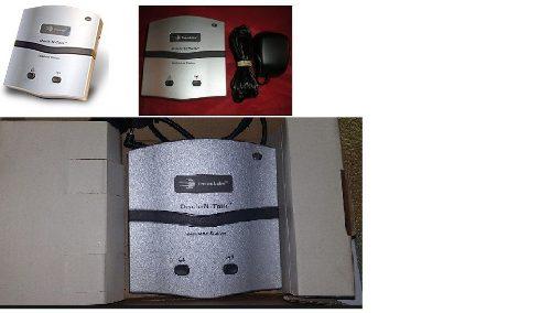 Dock N Talk En Caja Cargador Y Cable Telefonico