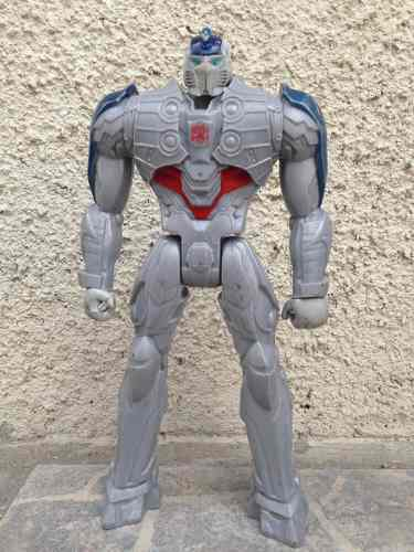 Figura Muñeco Transformer 30 Cm Original De Hasbro