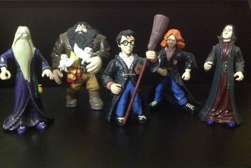 Harry Potter Muñeco Set De 6 Figuras De Colección