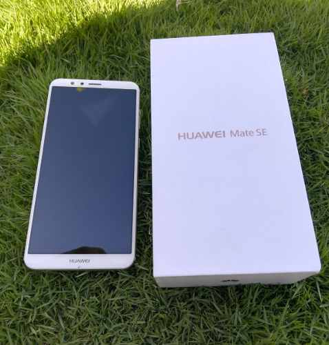 Huawei Mate Se / 4gb Ram/ 64 Gb Memoria