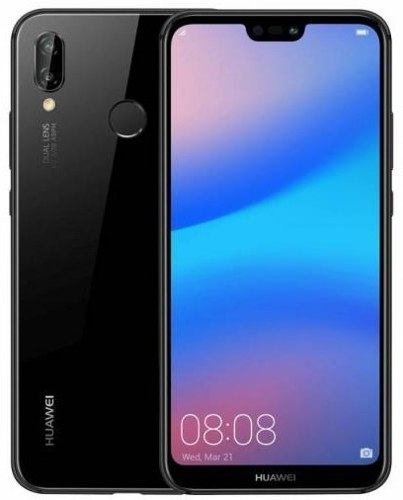 Huawei P20 Lite Con 4 Gb Ram Y32 Gb Memoria Interna
