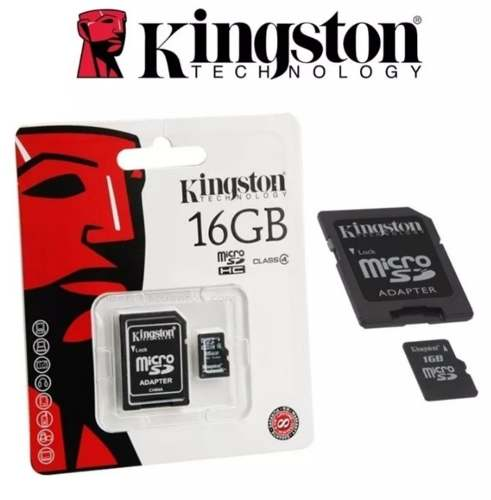 Memoria Micro Sd Kingston 16