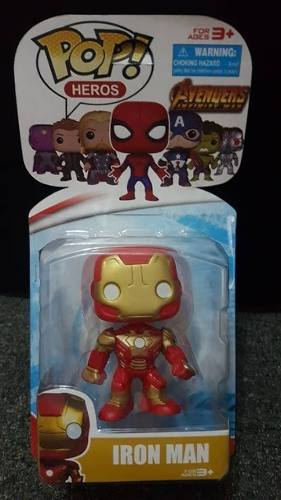 Muñecos Avengers Thor Hulk Iron Man Capitan America Figuras