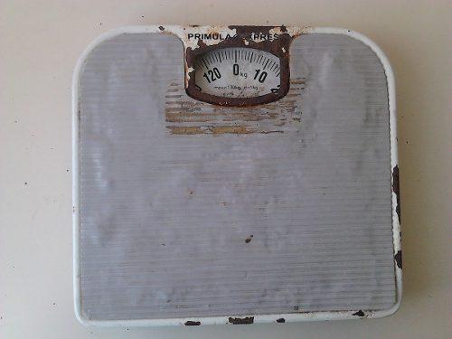 Peso De Baño (max 130 Kg) Balanza