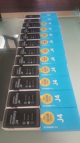 Samsung Galaxy J4 32 Gb Con Memoria De Regalo Nuevo Liberado