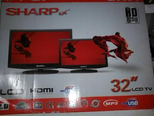 Tv 32 Lcd Sharp