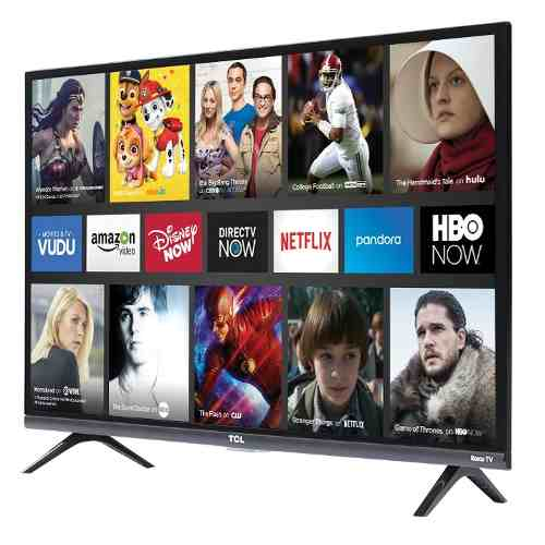 Tv 32 Smart Tv Roku Full Hd p 120hz Wi Fi Usb Hdmi Dolb