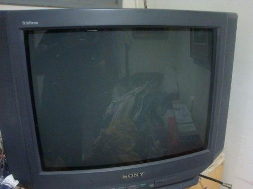 Tv Sony Trinitron 21 Pulgadas Usado