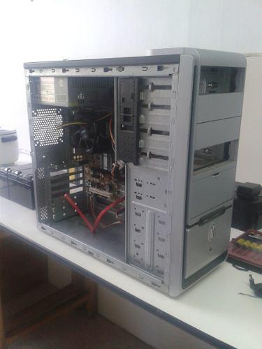Computador Dual Core Eghz 2gb 320gb Fuente Poder