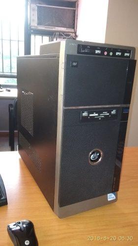 Computadora Dual Core 4 Gb Ram 320gb Hdd Monitor 19''