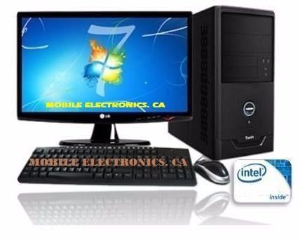 Computadora Dual Core Intel Ddrgb Lcd19 Ram4gb Nueva